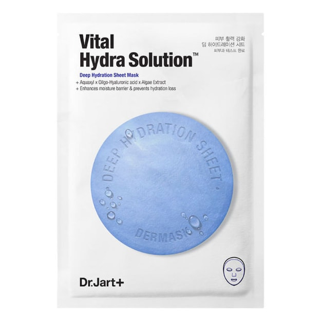 Product Detail - DR.JART+ Vital Solution Deep Hydration Sheet Mask 1Sheets - image 0