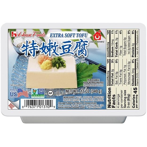 商品详情 - House Foods 特嫩豆腐 12OZ - image  0