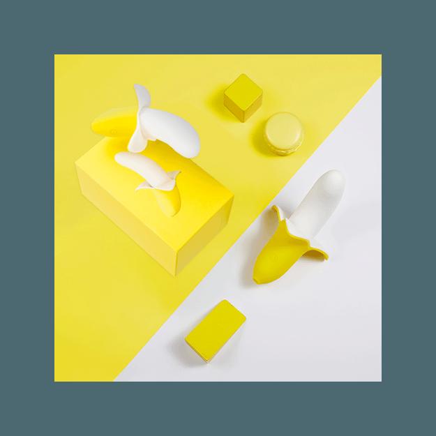 商品详情 - YY Horse 水果系列 女性按摩棒 震动棒 振动器 成人用品 情趣用品#香蕉 - image  0