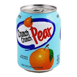 LOTTE Crunched Pear Juice 238ml
