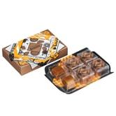 [日本直邮]资生堂SHISEIDO PARLOUR 季节限定 栗子口味芝士蛋糕 6枚装