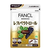 FANCL Resveratrol Supplement 30days
