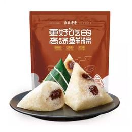 [中国直邮] ZHENZHENLAOLAO 真真老老金丝蜜枣粽子嘉兴特产100g*2只