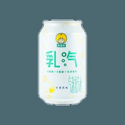 【亚米独家】伊利 乳汽 气泡乳汽水柠檬味 320ml