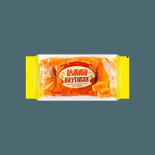 商品详情 - 达利园 欧式蛋糕 鸡蛋味 225g - image  0