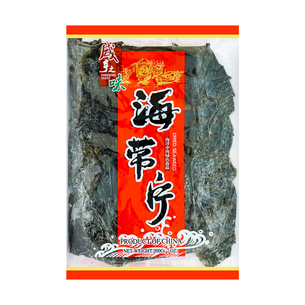 Product Detail - HanHeng Dry Seaweed Sliced 7oz - image 0