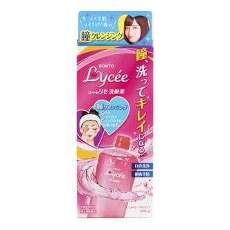 ROHTO Lycee Eye Wash Medicine 450ml