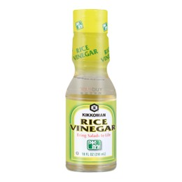KIKKOMAN Rice Vinegar 296ml