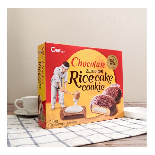 CW Chocopie Filled With Sweet Rice Cake 301g