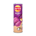 LAY'S乐事 紫薯片 椰奶味 桶装 90g