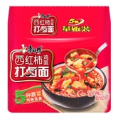 MASTER KONG Tomato Flavored Instant Noodle 5Packs