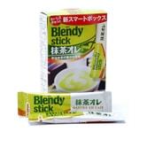 [日本直邮] 日本AGF Blendy Stick宇治抹茶欧蕾 12g×7