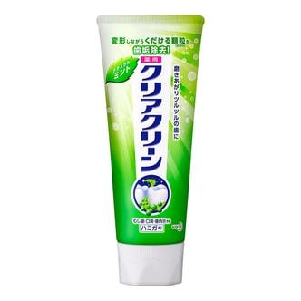 日本KAO花王 净白酵素牙膏 天然薄荷味 130g