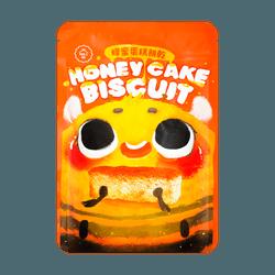 台湾FEEDMI 蜂蜜蛋糕饼干 100g
