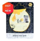 PAPA RECIPE Bombee Black Honey Mask 1sheet