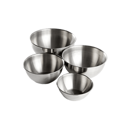 Lifease Mixing Bowls 304 Stainless Steel Nesting Bowls Sturdy Baking Cooking Bowls Set of 4  [5-7 Days U.S. Shipping]