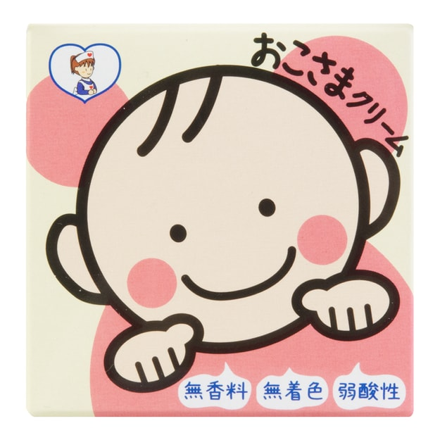 TOP-PLAN Baby & Kid Cream 110g