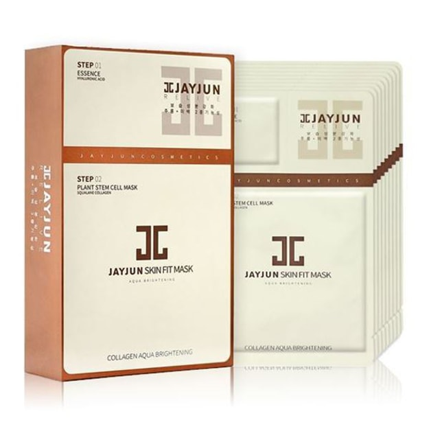 Product Detail - JAYJUN Plant Stem Cell Mask 10 sheets - image 0