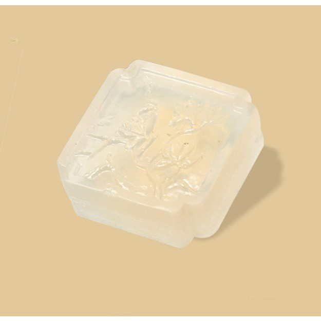 Product Detail - THE PALACE MUSEUM Handmade Soap with Flower Essence#Magnolia 2pcs - image 0