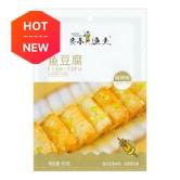 炎亭渔夫 鱼豆腐 烧烤味 85g