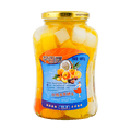 QIANBAIWEI Canned In Syrup (Mixed Fruit) 680g