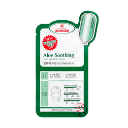 LEADERS Aloe Soothing Renewal Mask 1sheet