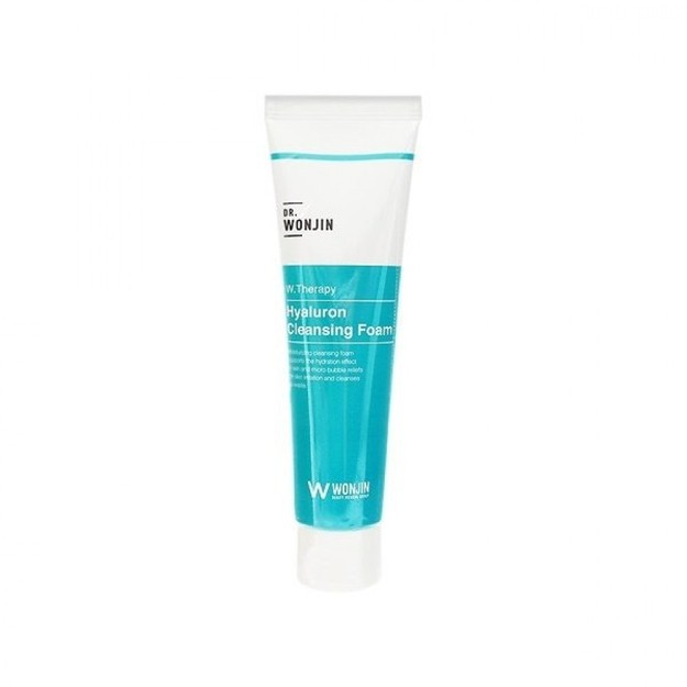 Product Detail - WONJIN W.Therapy Hyaluron Cleansing Foam 100ml - image  0