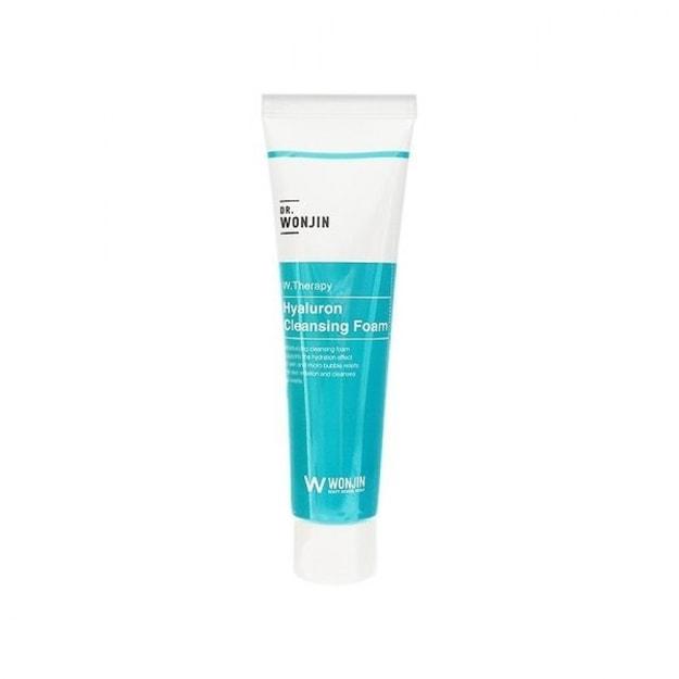 商品详情 - 韩国 WONJIN 玻尿酸保湿洁面乳 100ml - image  0