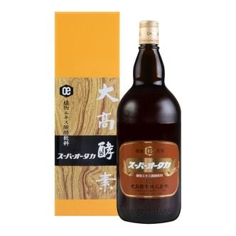 日本OHTAKA 大高酵素 1200ml 日本首个酵素品牌