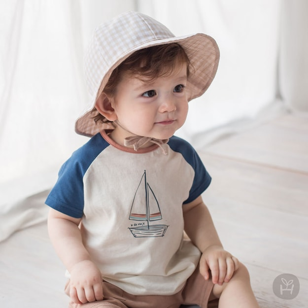 Product Detail - HAPPY PRINCE Bre Summer Set 12-18 Months - image 0