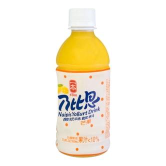 台湾NAIPIS乃比思 EBEN一本 酸奶饮料 芒果味 350ml