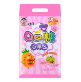 WANT WANT QQ Soft Candy Mixed Flavor 10 Bags 200g