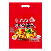 GUANGYOU Hot Dumpling Pastry Hot & Sour 4 Packs 400g