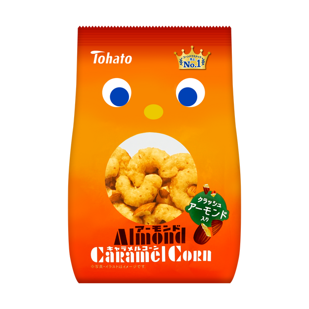 Product Detail - Almond Caramel Pop Corn 69g - image  0
