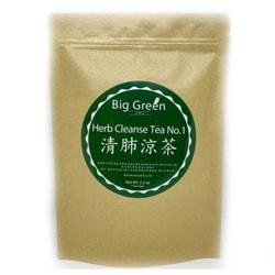BIG GREEN Herb Cleanse Tea No. 4.5g*14 Tea Bags