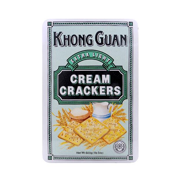 商品详情 - 新加坡KHONG GUAN康元 牛奶梳打饼干 596g - image  0