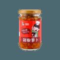 湖南聪厨 剁椒萝卜 280g