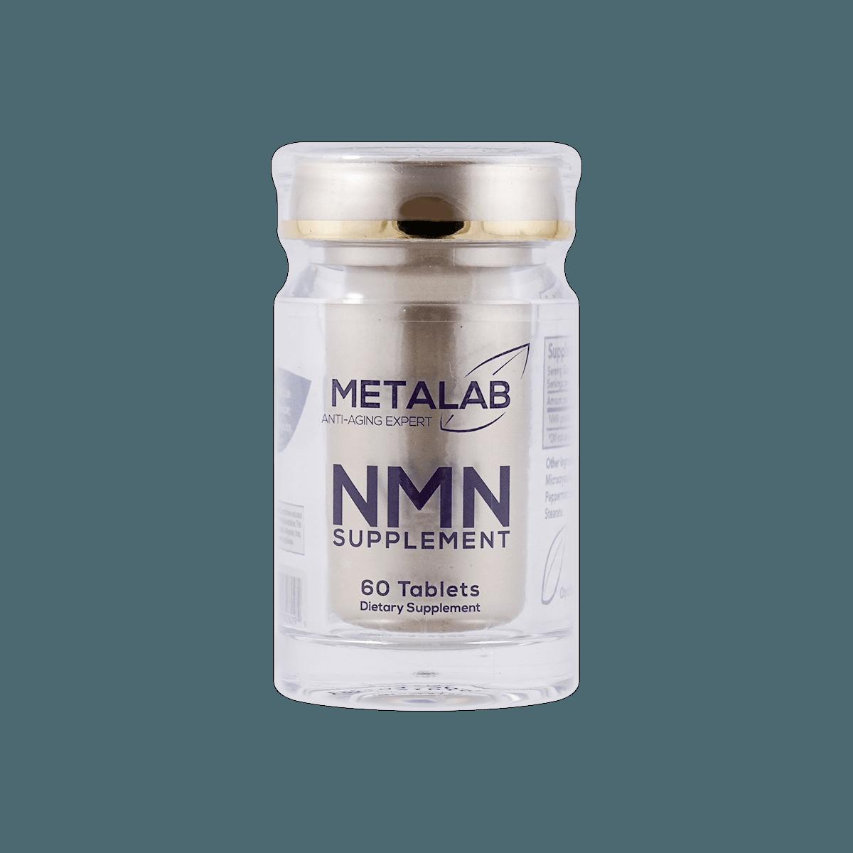 METALAB NMN 逆龄丸 抗衰老美容养颜 99.99%高纯度尊享版 怎么样 - 亚米网