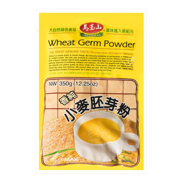 Product Detail - GREENMAX Wheat Germ Powder 350g - image 0