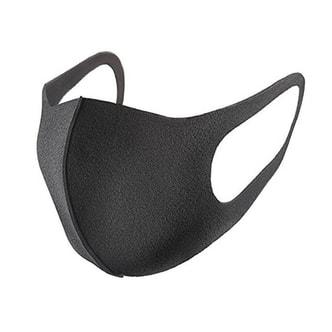 [日本直邮]ARAX PITTA MASK 防尘防花粉透气口罩 灰色 3只装