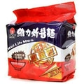 [Taiwan direct mail] WEILIH Men 123g deluxe 4pcs*Traditional Instant noodles * Made in Taiwan