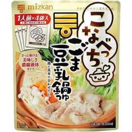 JAPAN MIZKAN NABE 36g*4bag