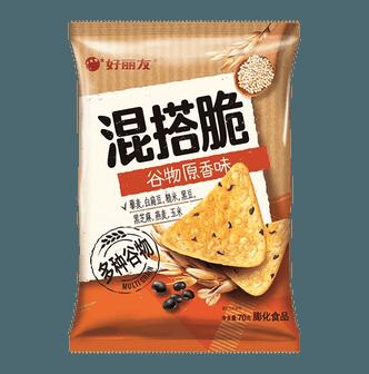韩国ORION好丽友 混搭脆 谷物原香味 70g