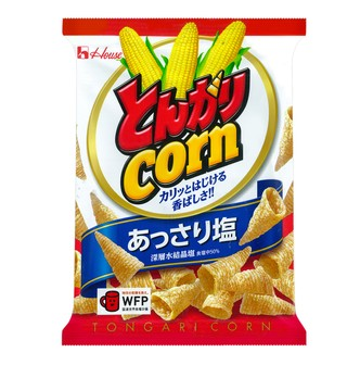 HOUSE FOODS Corn Snack 21g
