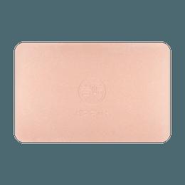 日本岩崎 天然硅藻土 吸水速干 防滑耐用 地垫 升级版 粉色 60*39cm