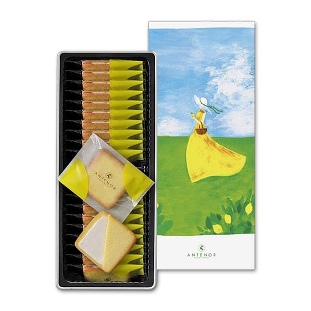 商品详情 - 【日本直邮】日本ANTENOR 夏季限定 柠檬芝士夹心饼干 20枚 - image  0