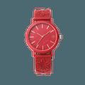 KAORU||和风香味时尚手表||红色 山茶花香