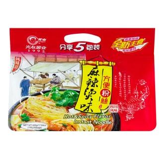 光友 麻辣烫味方便粉丝 5包入 500g