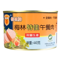 MALING Premium Pork Luncheon Meat 440g