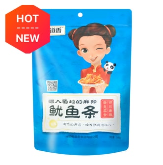 Shudaoxiang Spicy Squid 100g